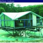 rotating lake house andrew van der meer