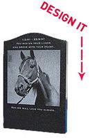 Pet Memorials - Pet Headstone