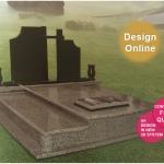 full memorial modern tower book carved base