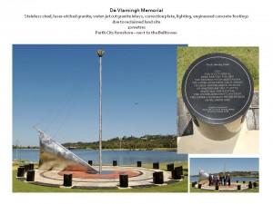 Dirck hartog plate memorial