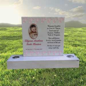 Buy Traditional Engraved Memorial